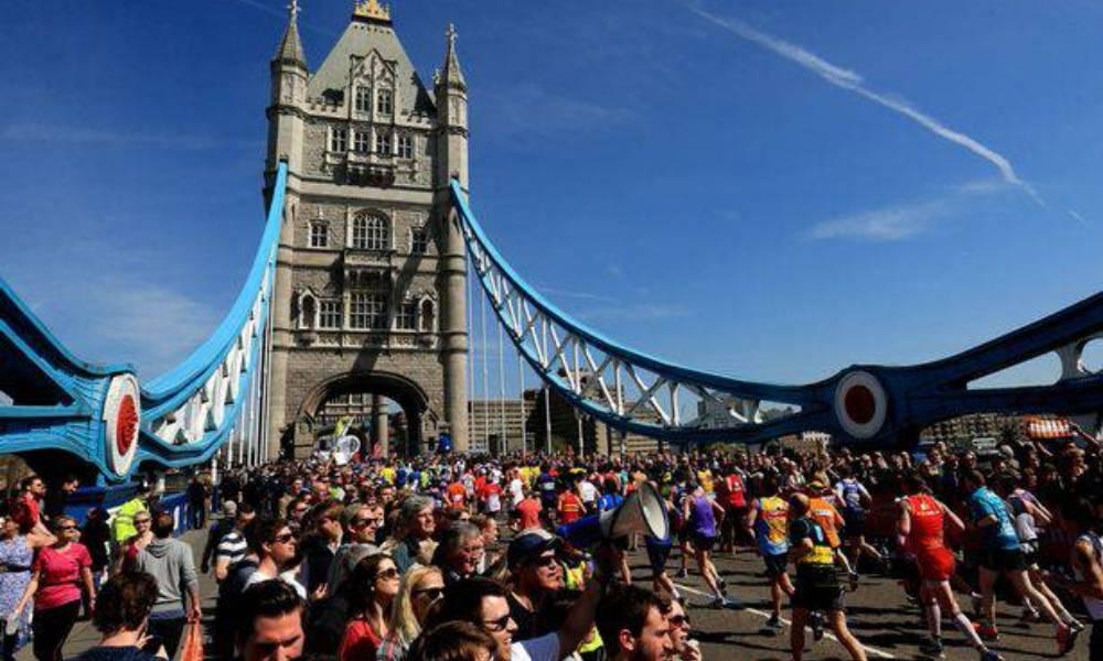 2020年伦敦马拉松(智美体育)