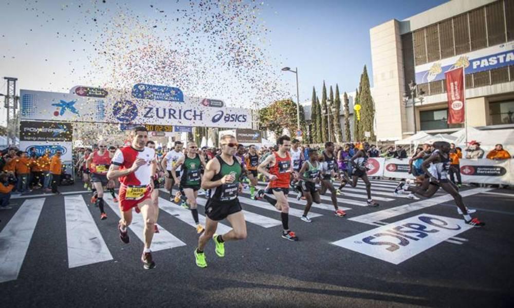 2020年巴塞罗那马拉松·四天三晚四星舒适套餐(来跑吧)