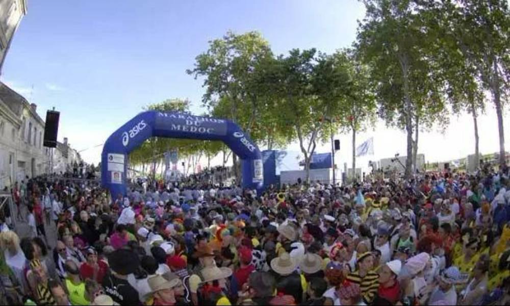2020波尔多梅多克红酒马拉松(跑团邦)