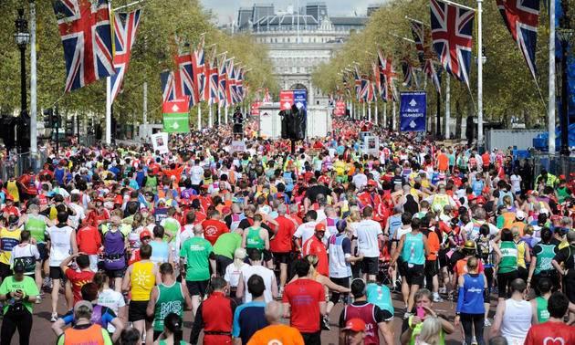 2020年伦敦马拉松单名额&酒店套餐