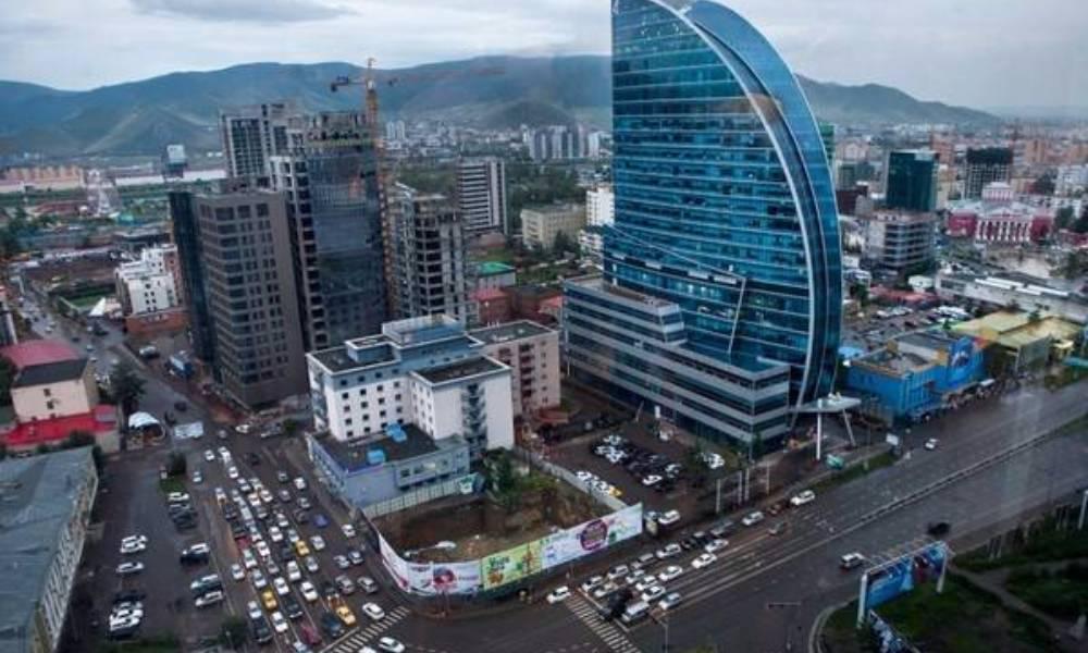 2019蒙古国乌兰巴托马拉松