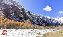 中国川西山地大环线(米亚罗-古尔沟站) 第二届神秘热土·温泉雪山轻越野