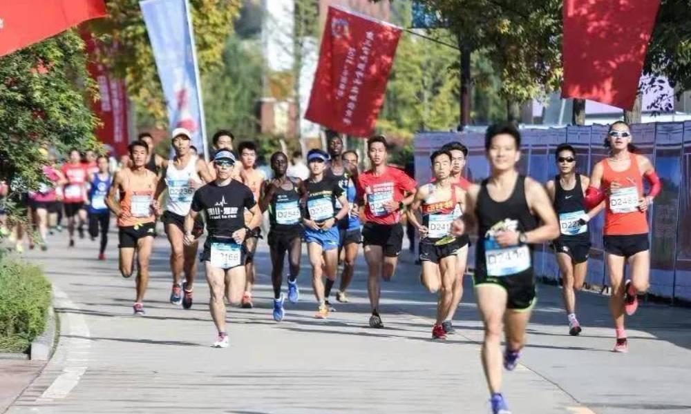 2019铜川红色照金半程马拉松赛