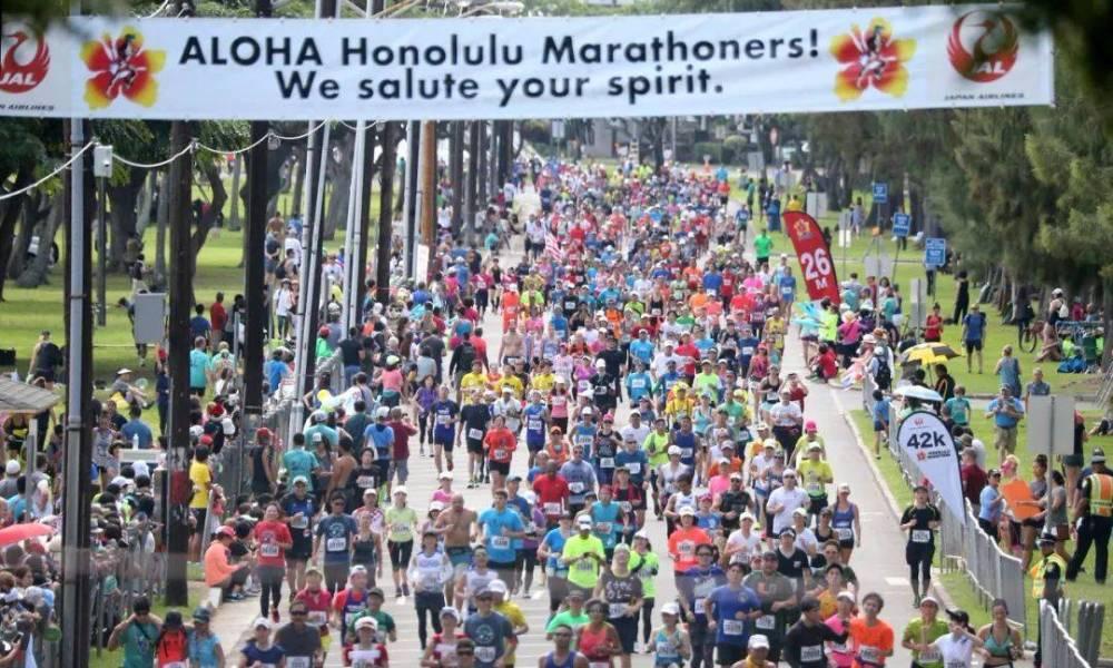 2019年夏威夷火奴鲁鲁岛马拉松单名额(来跑吧)