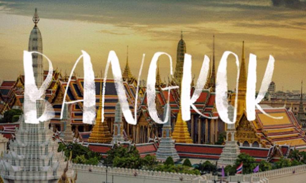 2019 神奇泰国曼谷马拉松