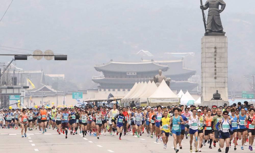 2019韩国首尔马拉松自由行