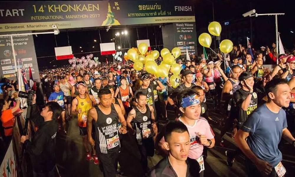 2018大城马拉松
