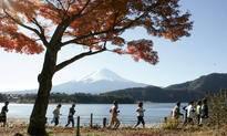 2020日本富士山马拉松(跑团邦)