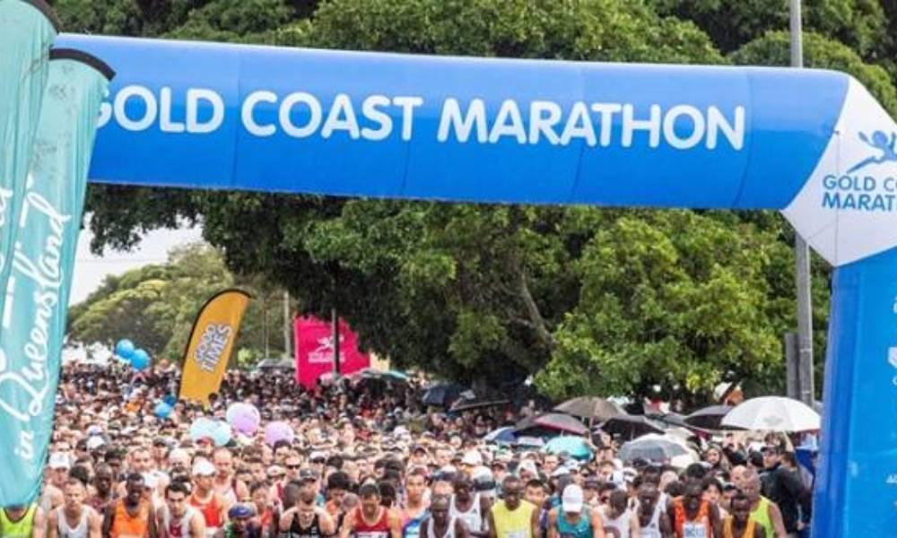 2020澳大利亚黄金海岸马拉松