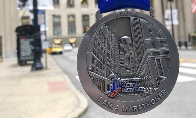 2020芝加哥马拉松(盛路体育)