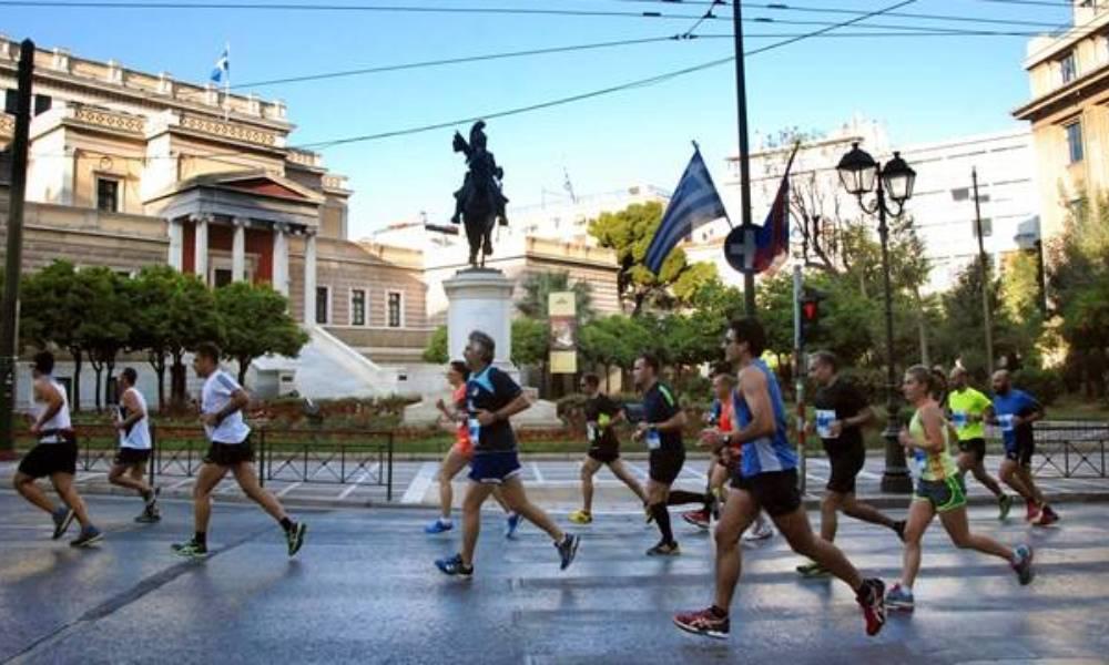 2019雅典马拉松