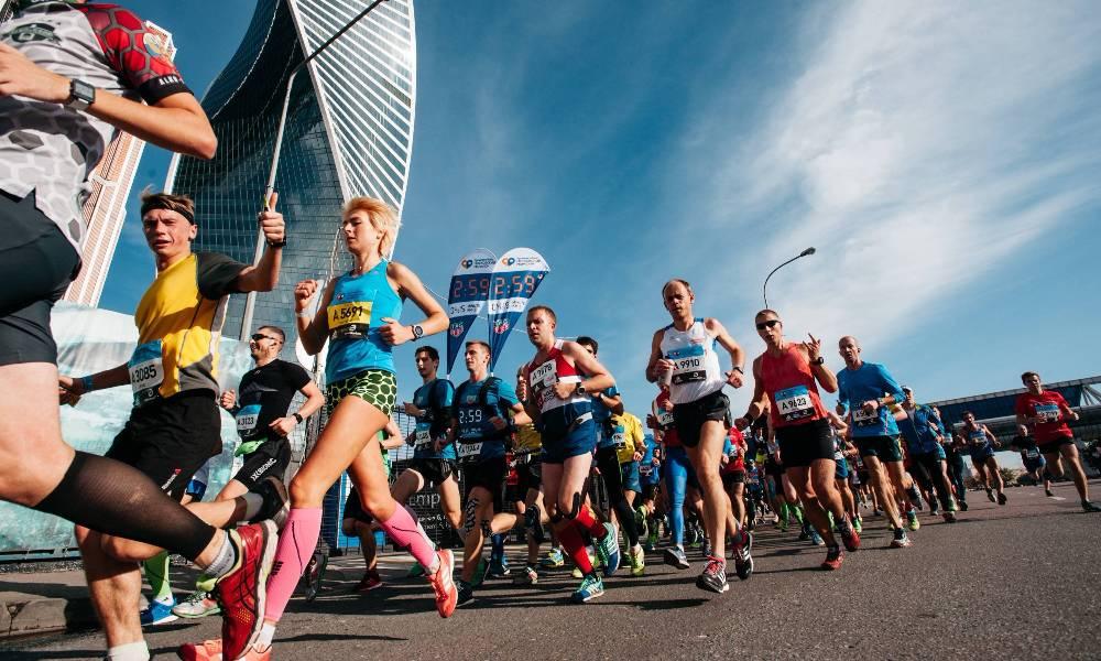 2019年莫斯科马拉松·单名额