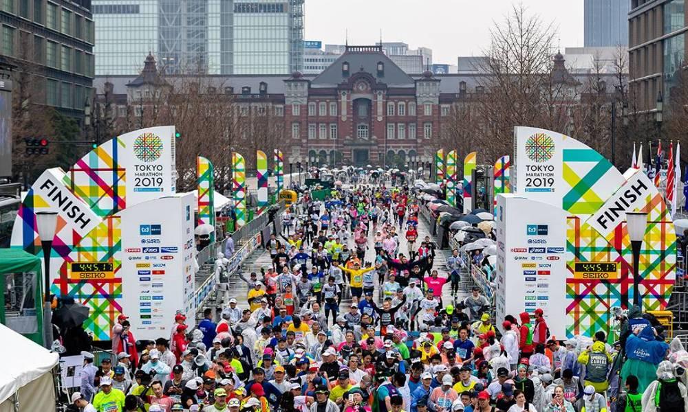 2020东京马拉松