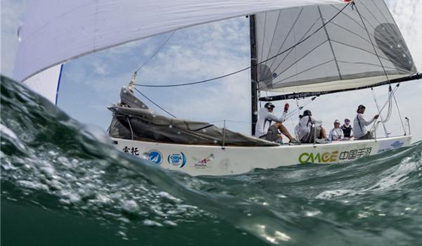 2015第九届中国杯帆船赛