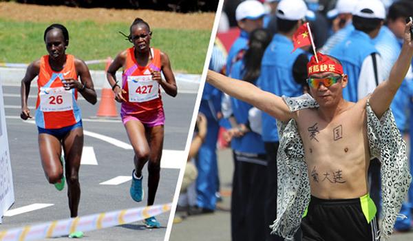 第28届大连国际马拉松赛