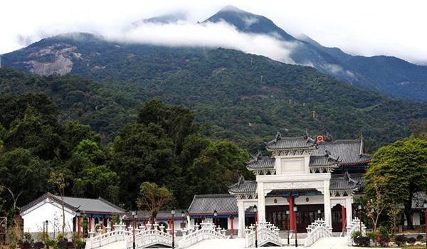 2015中国健身名山登山大会·罗浮山站