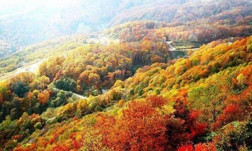 2015第三期香山超能量山地越野跑