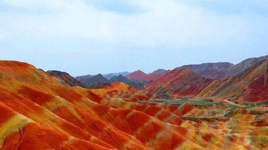 2015中国·张掖祁连山国际超百公里山地户外运动挑战赛