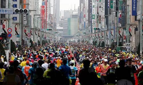 华侨城·东岸2015成都城市微型马拉松大赛