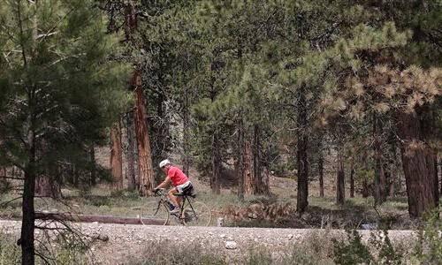 内蒙古第三届村道自行车比赛
