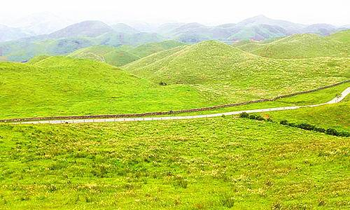 第八届环湘自行车赛城步南山分站赛