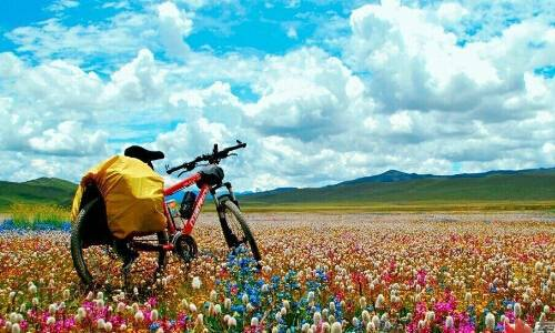 """甘南藏地传奇暨 """"UCC&VELO""""全国业余自行车联赛"""