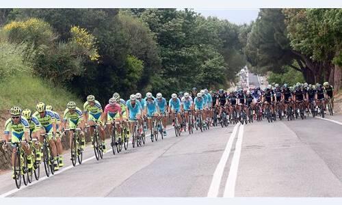 第二届璜土葡萄节杯 2015狼途自行车邀请赛