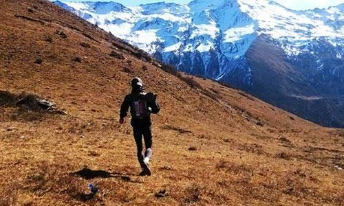凯乐石第一届环四姑娘山超级越野跑
