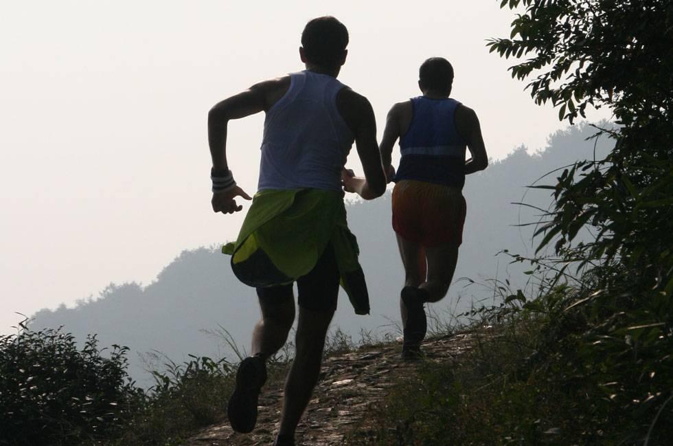 2015年威斯杯杭州西湖跑山赛