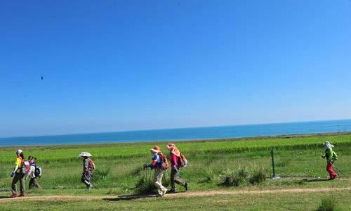 2015环青海湖徒步大会