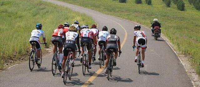 2015第一届超级车手自行车赛——呼和浩特站
