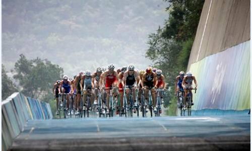 2015中国环秦岭公路自行车赛
