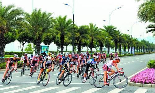 2015第一届超级车手自行车赛——厦门站