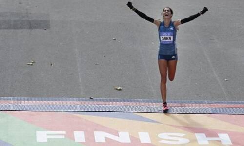 2015首届长沙国际马拉松赛