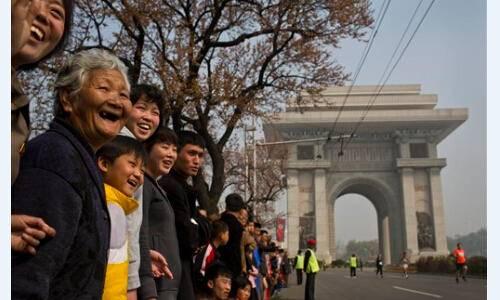 2015太原国际马拉松赛竞赛