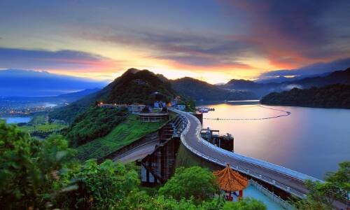 GOLiFE台湾石门水库国际路跑赛