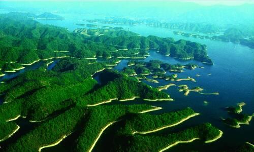 2015年中国 千岛湖公开水域游泳公开赛