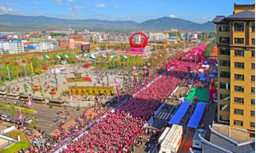 2015和龙马拉松赛