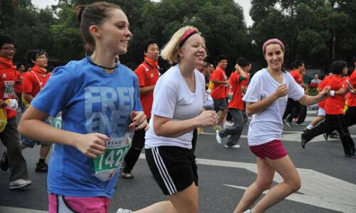 2015年宁波国际马拉松赛