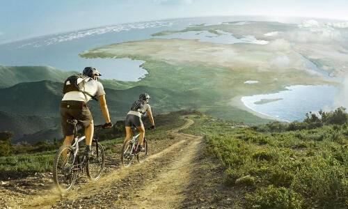 第二届东北亚跨国公路自行车骑行