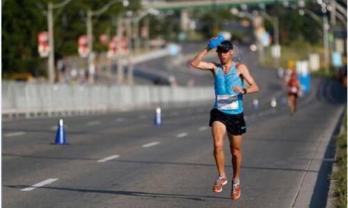 2015别克烟台国际马拉松赛