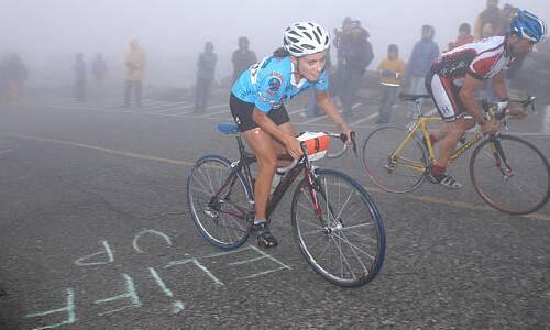 2015杭城最高峰(余杭-鸬鸟)自行车爬坡挑战赛