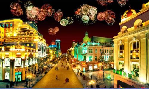2015保利城哈尔滨半程马拉松邀请赛