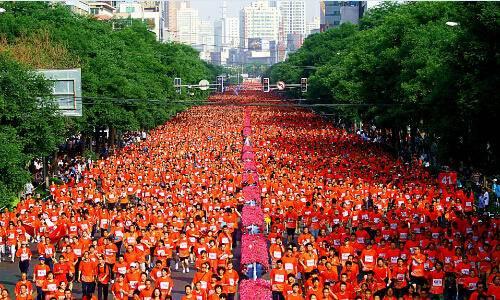 2015年昆明高原国际半程马拉松赛
