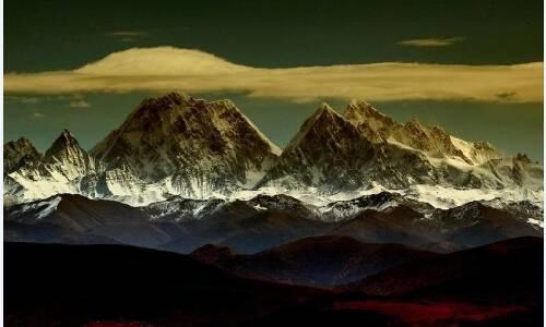 中国·康定环贡嘎山国际百公里山地户外运动挑战赛