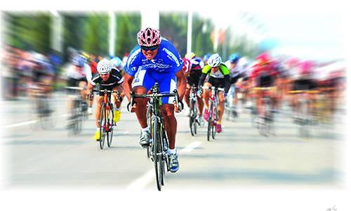 """乌兰察布市 """"亿利杯""""全国自行车邀请赛"""