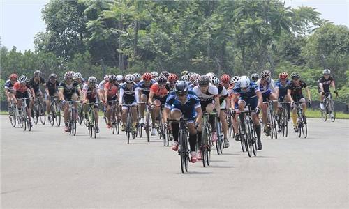 中国·成都第六届自行车车迷健身节(锦江站)