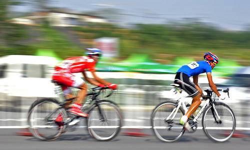 """2015首届""""东部家具杯""""中国·海安 环滨海新区自行车公路赛"""