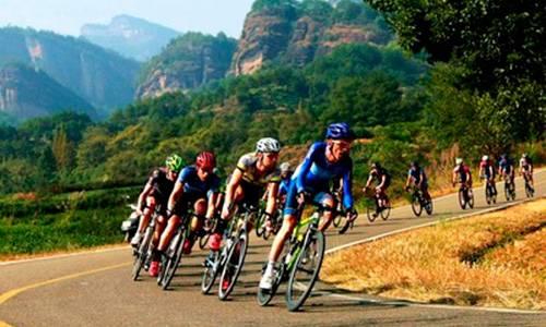2015第三届武夷山国际骑游大会