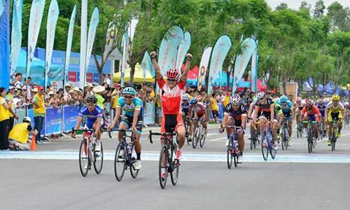2015佛山高新区(狮山镇)粤港澳自行车邀请赛